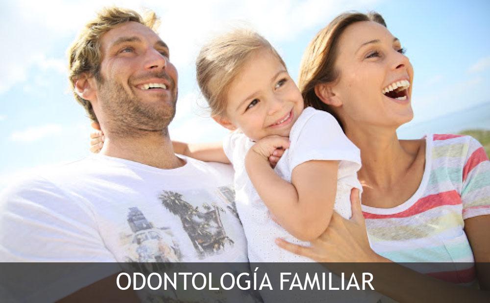 ODONTOLOGÍA FAMILIAR